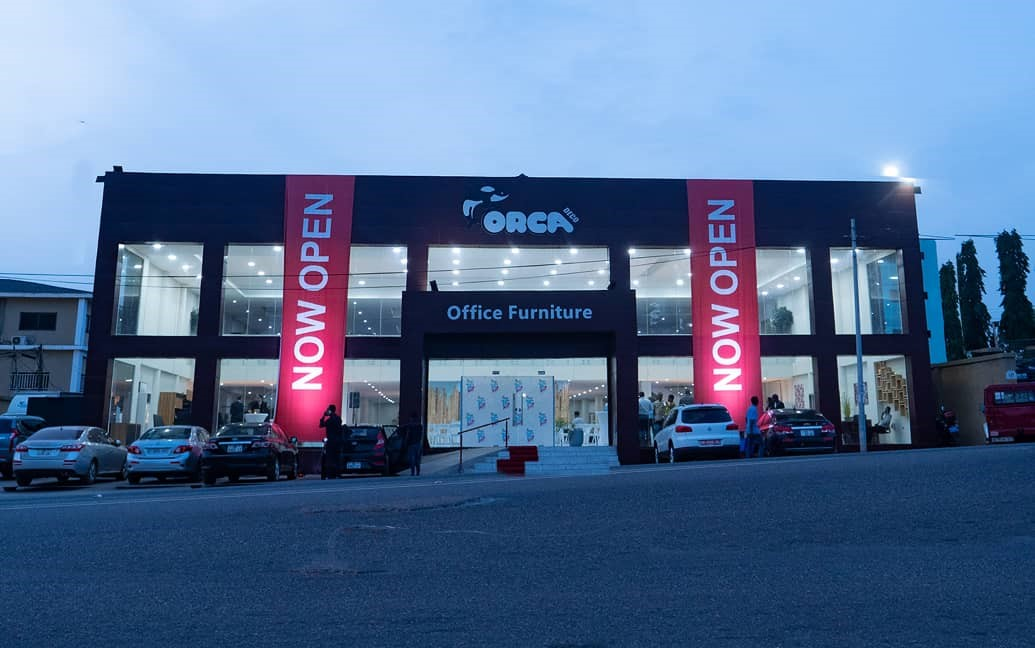 Orca Deco Opens State Of The Art Office Showroom In Accra