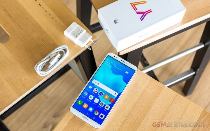 Huawei Y7 Prime 2019's AI camera and selfie prowess