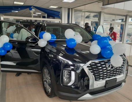 All New Hyundai Palisade 2020 Uncovered To Shake Up Suv Market The Business Financial Times