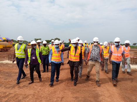 Tamale International Airport 2nd Phase Runway Project