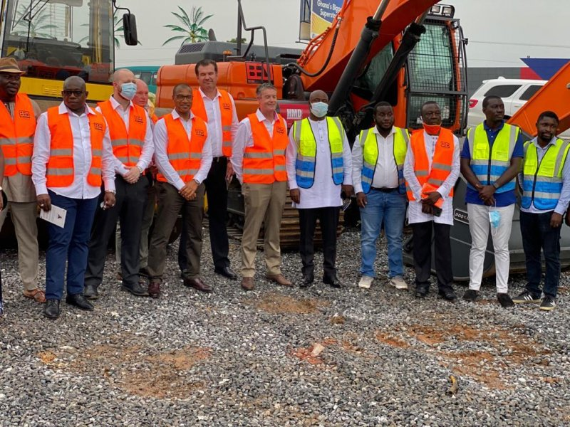 We are ready to deliver a successful Tema-Aflao road project