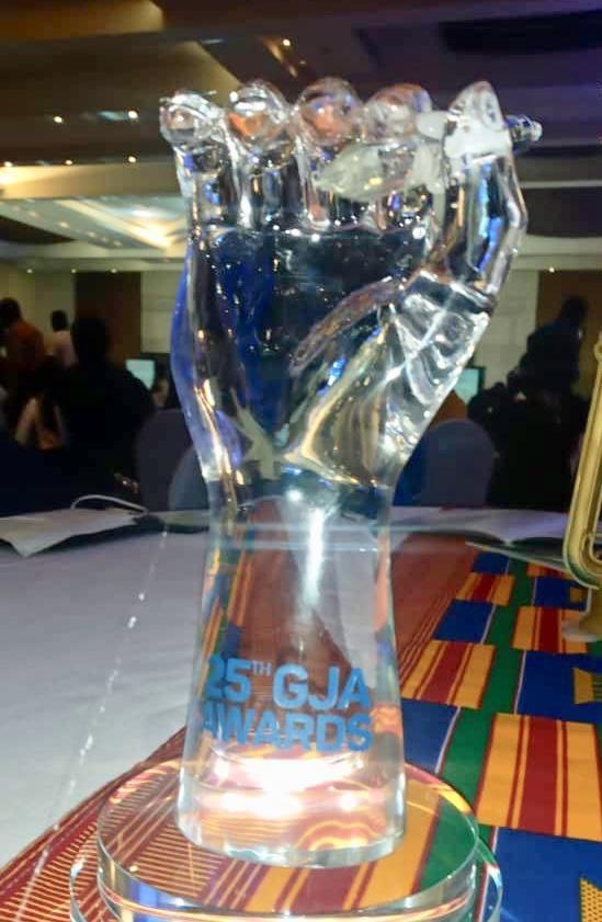 B&FT's Osei Owusu Amankwaah wins Nuclear Star Reporter at 25th GJA Awards