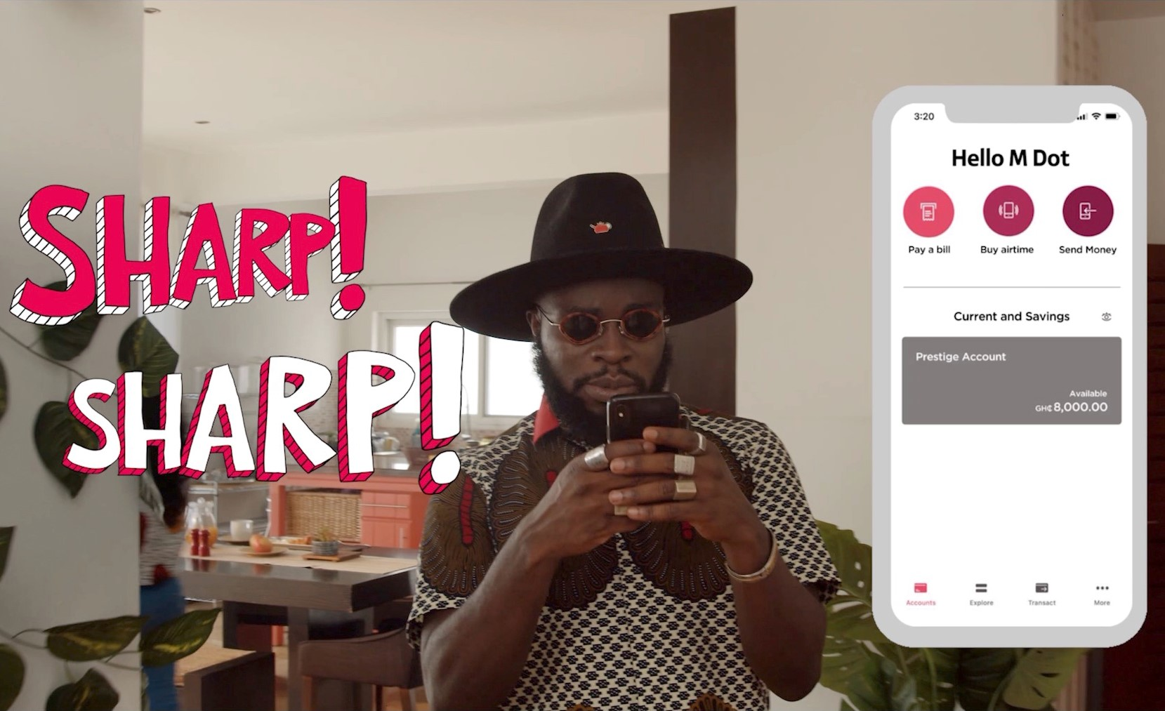 Absa Bank and M.anifest release 'Simple & Easy' music video to promote smart banking