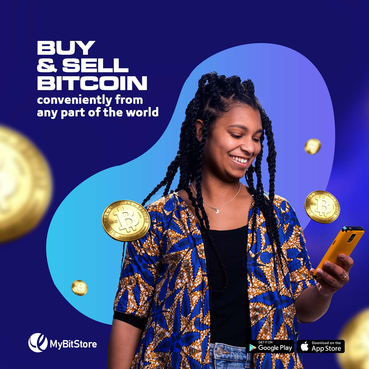 Mybitstore: Ghana gets Bitcoin trading app with over 250 payment methods