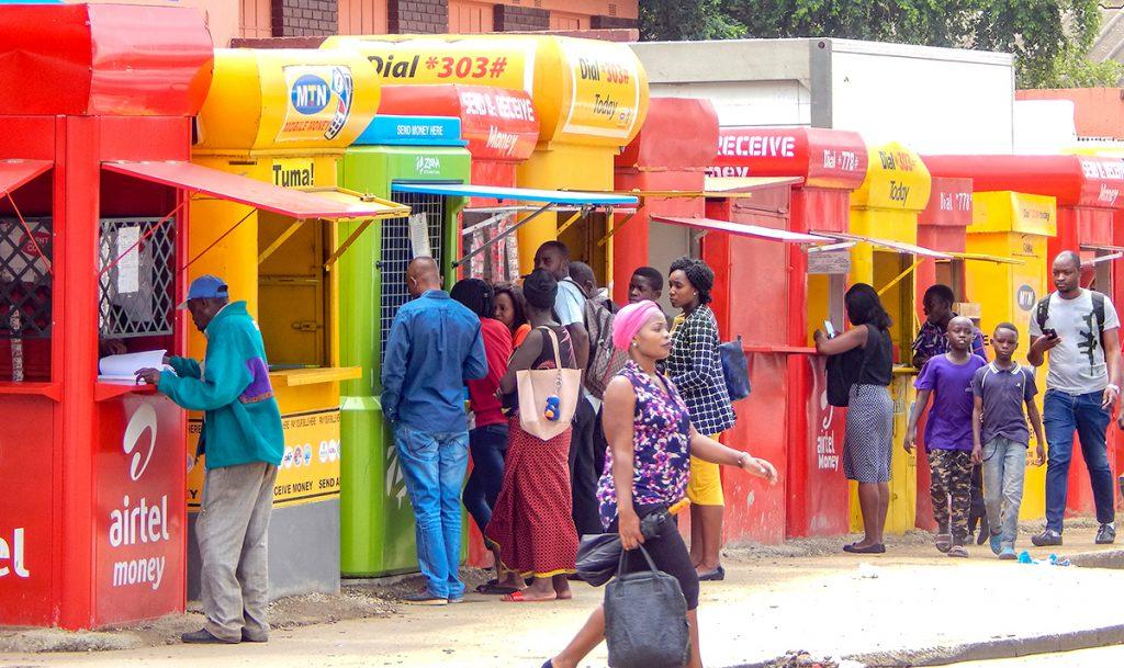 Mobile money drives informal sector tax revenue mobilization